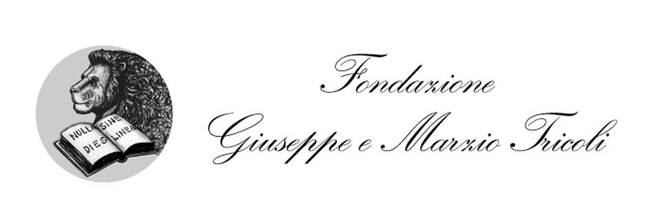 Tesi su storia e cultura siciliana:  le Borse di studio della Fondazione Tricoli